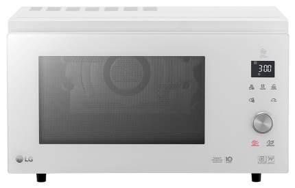 Микроволновая печь с грилем и конвекцией LG MJ3965BIH white