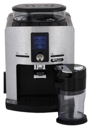 Кофемашина автоматическая Krups Quattro Force EA82FD10 Silver/Black