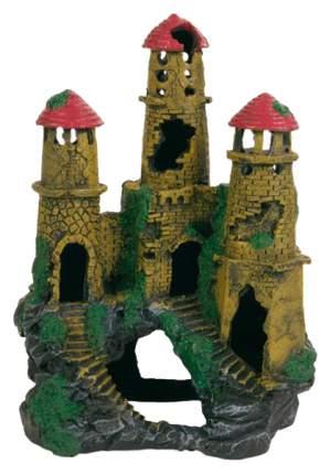 Грот для аквариума TRIXIE Castle Замок, полиэфирная смола, 15х13х22 см
