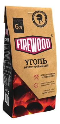 Брикеты для гриля FireWood уголь 110015 1,8 кг