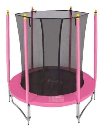 Батут Hasttings Classic Pink с сеткой 182 см, pink