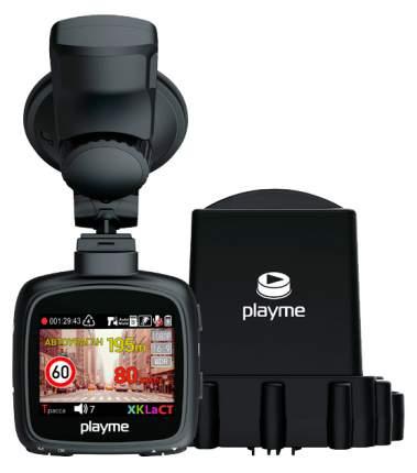 Видеорегистратор PLAYME MAXI 10013385 со встроенным радар-детектором