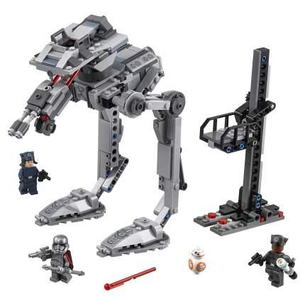 Конструктор LEGO Star Wars Вездеход AT-ST Первого Ордена (75201)