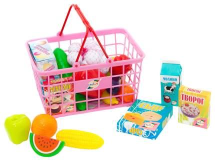 Набор продуктов игрушечный Orion toys Набор супермаркет 379в5