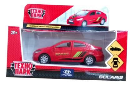 Машинка Технопарк Hyundai Solaris