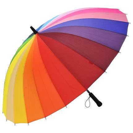 Зонт-трость механический Raindrops 412418 разноцветный