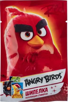 Карамель шипелка  Angry Birds 5 г