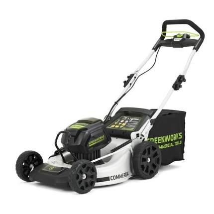 Аккумуляторная газонокосилка GreenWorks 82V Commercial DigiPro БЕЗ АККУМУЛЯТОРА И З/У