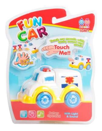 Игрушечная машина Fun Car Скорая помощь Gratwest Б56441
