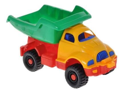 Игрушечный грузовик Космический желто-зеленый Нордпласт Р19014