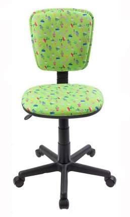 Кресло детское Бюрократ CH-204NX/CACTUS-GN Зеленый кактусы
