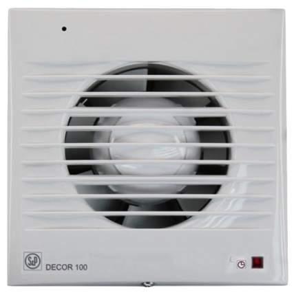 Вентилятор вытяжной Soler&Palau Decor 100 CR 03-0103-005