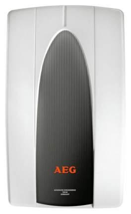 Водонагреватель проточный AEG MP 8 white/black