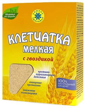 Клетчатка Компас Здоровья пшеничная мелкая с гвоздикой 150 г