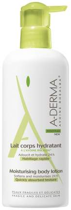Лосьон для тела увлажняющий A-Derma Essential 400 мл
