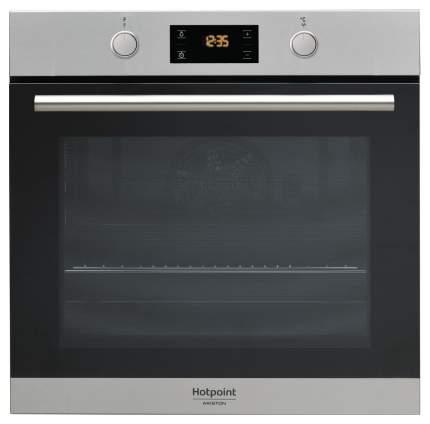 Встраиваемый электрический духовой шкаф Hotpoint-Ariston FA2 841 JH IX HA Grey