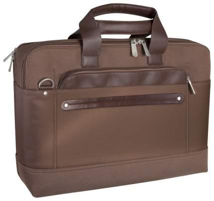 """Сумка для ноутбука 17"""" Defender 26093 коричневая"""