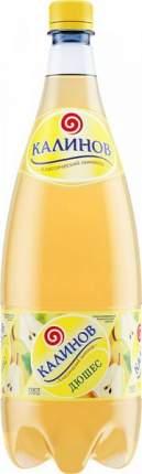 Лимонад Калиновъ дюшес пластик 1.5 л