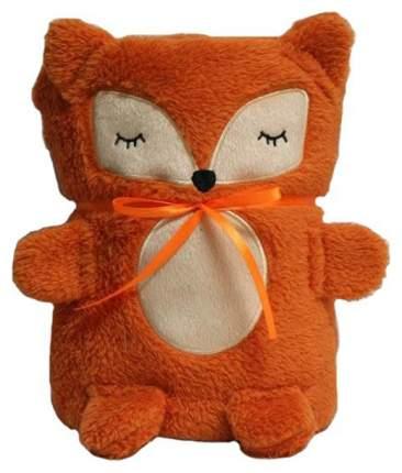 Мягкая игрушка-плед Cool Toys Оранжевая Лисичка 60 x 90 см