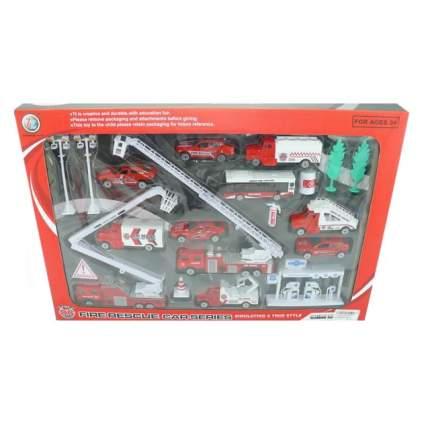 Игровой набор пожарная служба Shantou Gepai 1194639