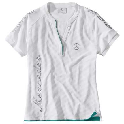 Женская футболка Mercedes B67995167 White