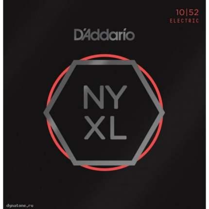 Струны для электрогитары D ADDARIO NYXL1052