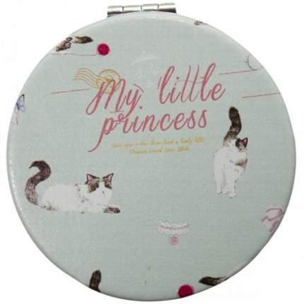 Зеркальце карманное My little princess
