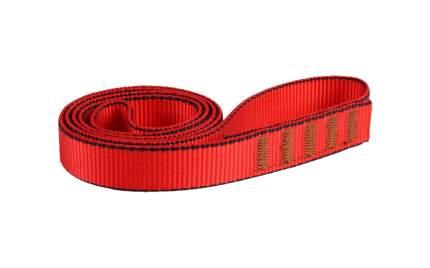 Петля Edelweiss Anneau Plat 18 мм/240 см красная