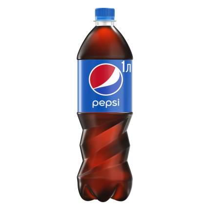 Напиток Pepsi кола сильногазированный 1 л