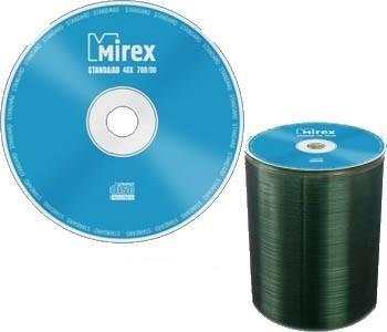 Диск CD-R, 700 Мб (50 штук)