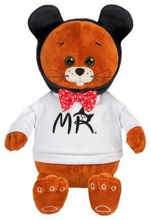 """Мягкая игрушка """"Мистер Колбаскин"""", 25 см Колбаскин&Мышель"""