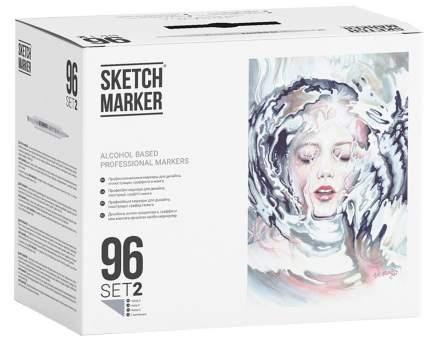 Набор маркеров Sketchmarker «Sketchmarker 2» 96 штук