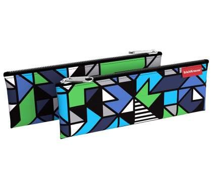 Пенал конверт ErichKrause® 220х90мм Geometry