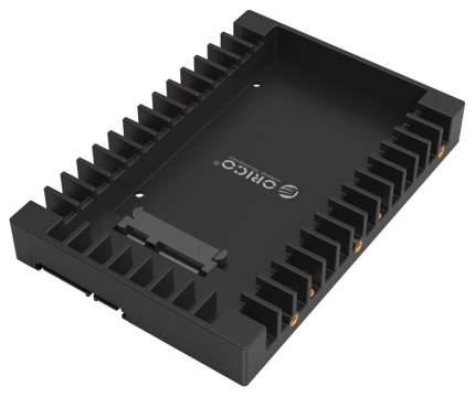 Салазки для подключения HDD 2,5'' в отсек HDD 3,5'' (черный) ORICO 1125SS-BK