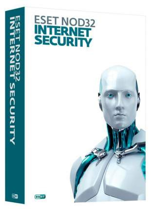 Антивирус ESET NOD32 Internet Security на 1год на 1ПК