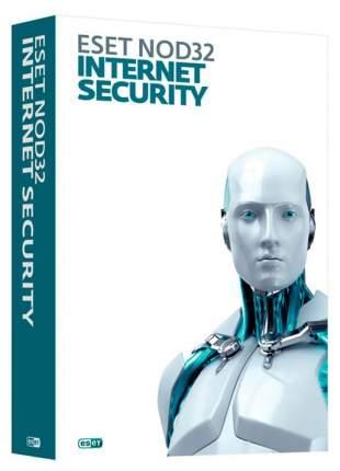 Антивирус Eset NOD32 Internet Security 1 устройство, 1 год