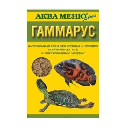 Корм для рыб Аква Меню Гаммарус, гаммарус, 100 мл
