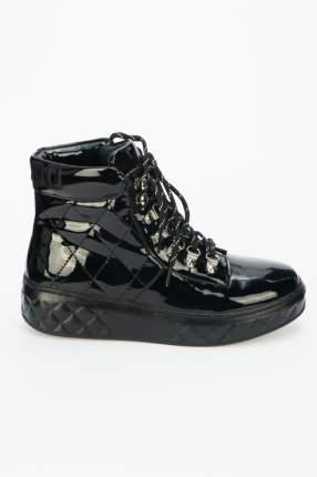Ботинки женские Keddo 898286/09 черные 41 RU