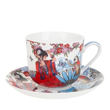 Чайная пара Polystar Японские Мотивы на 1 персону