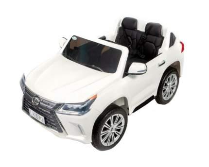 Двухместный электромобиль Barty LEXUS LX570 4WD Полный привод (Лицензия), Белый