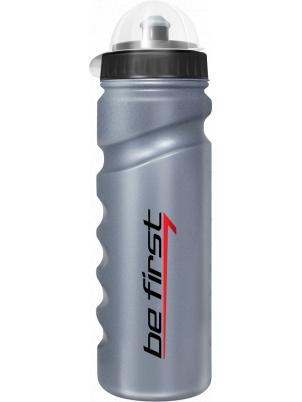 Be First Бутылка для воды 750ml  (750 мл.), Серебристый