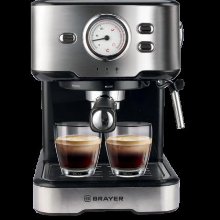 Кофеварка рожкового типа Brayer BR1101