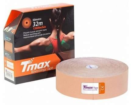 Кинезио тейп Tmax Extra Sticky 32m, хлопок - 96%, спандекс - 4% 423211