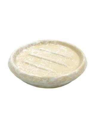 Мыльница BATH PLUS PIETRA beige