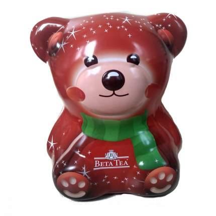 Чай Beta Tea Медвежонок. Красный черный листовой 50 г