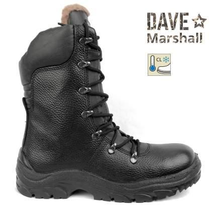 Ботинки для охоты, ботинки для рыбалки Dave Marshall Patriot SB-8', 40/40 RU, черный