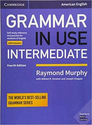 Книга Grammar in Use Intermediate Student's Book with Answers: Self-study Reference and...