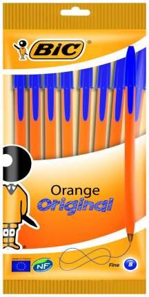 Ручка шариковая BIC Original 919228 Orange 8 шт
