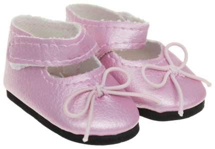 Обувь для кукол Paola Reina Туфли с застежкой-липучкой