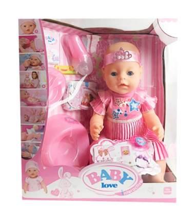 Пупс BABY love BL023C 43 см